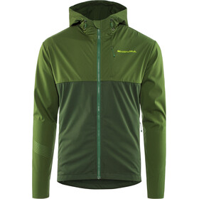Endura SingleTrack II Softshell Jas Heren, forestgreen